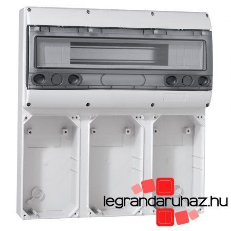 Legrand P17 Tempra kompakt tripla doboz 057706