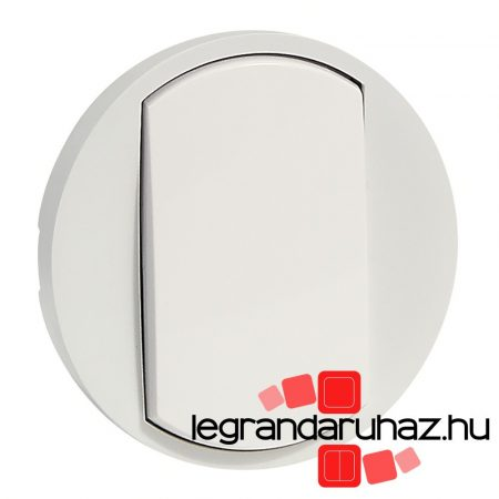 Legrand Céliane széles billentyű, fehér 068001