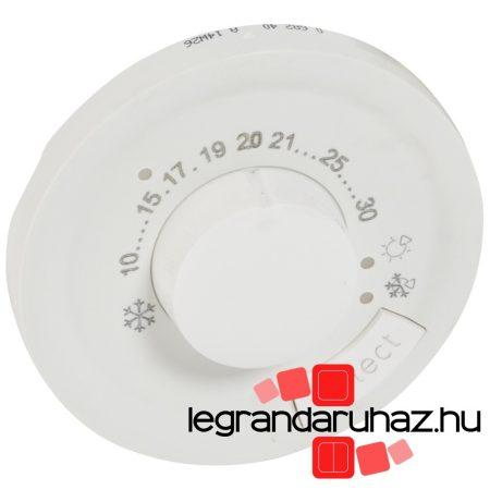 Legrand Céliane szobatermosztát burkolat, fehér 068240