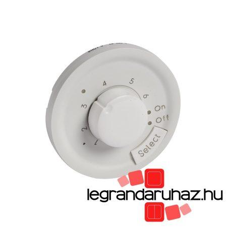 Legrand Céliane padlófűtés termosztát burkolat, fehér 068249