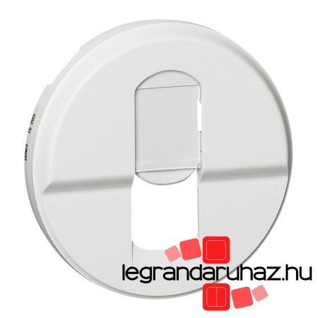 Legrand Céliane 1XRJ45 burkolat, fehér 068251