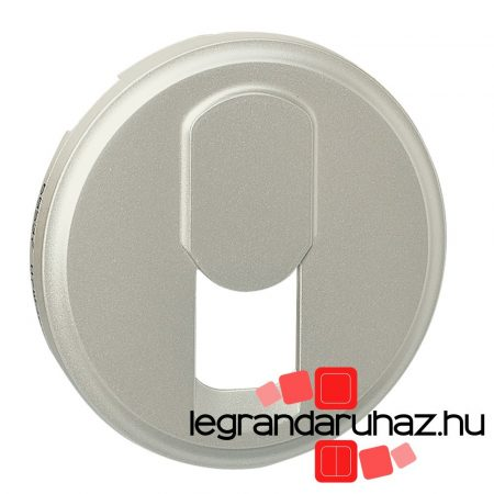 Legrand Céliane RJ11 burkolat, titán 068537