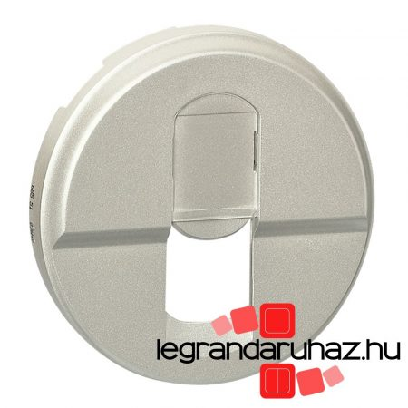 Legrand Céliane 1XRJ45 burkolat, titán 068551