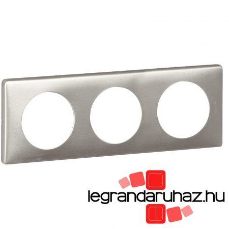 Legrand Céliane hármas keret, titán 068903