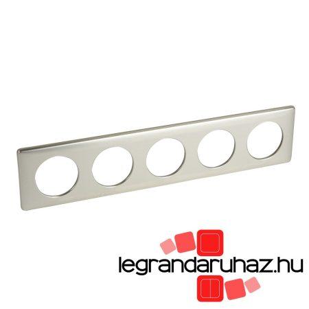 Legrand Céliane ötös keret, titán 068910