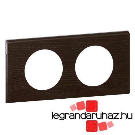 Legrand Céliane kettős keret, wenge-színű 069202