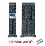 Legrand  UPS csomag 310170 Daker DK 1000VA akkumulátor rendszer 1000VA 5H 22' rack