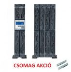 Legrand  UPS csomag 310174 Daker DK 6000VA akkumulátor rendszer 6000VA  26' rack
