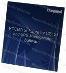 Legrand UPS RCCMD lekapcsoló szoftver10 LIC  310887