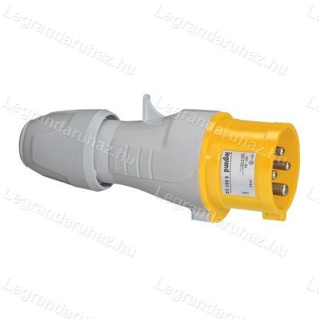 Legrand P17 Tempra PRO Dfh-162k06m 230V IP44 hordozható dugó 555124