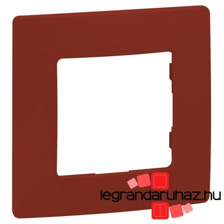 Legrand Niloé egyes keret piros 665021