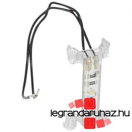 Vezetékes LED lámpa keresztkapcsolóhoz (Niloé/Céliane/Program Mosaic/Valena Life/Valena Allure)