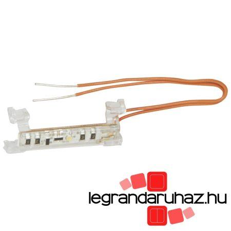 Vezetékes LED lámpa ellenőrzőfényes funkciókhoz (Niloé/Céliane/Program Mosaic/Valena Life/Valena Allure)