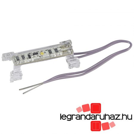 Legrand Niloé jelzőfényes LED 12-24V 1,5mA 665092