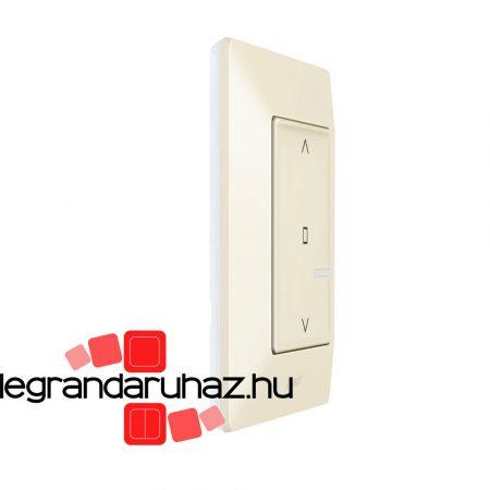 Legrand Valena Life Netatmo intelligens redőnykapcsoló elefántcsont 752291
