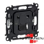 Legrand Valena InMatic 1xRJ45 Cat. 5e UTP  csatlakozóaljzat mechanizmus 753040