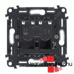 Legrand Valena InMatic 2xRJ45 Cat. 5e UTP  csatlakozóaljzat mechanizmus 753041