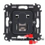 Legrand Valena InMatic 1xRJ45 Cat. 6A UTP csatlakozóaljzat mechanizmus 753044