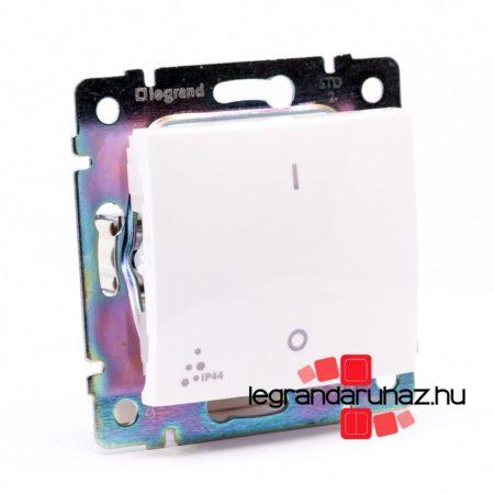Legrand Valena IP44 kétpólusú kapcsoló, fehér 770092
