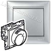 Legrand Valena termosztát alumínium 770226