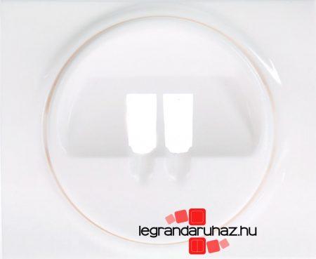 Legrand Galea Life mono hangszóróburkolat fehér 771000