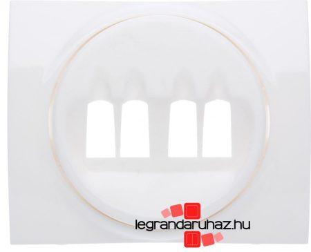 Legrand Galea Life sztereo hangszóróburkolat, fehér 771025