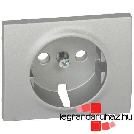 Legrand Galea Life 2P+F burkolat, alumínium 771320
