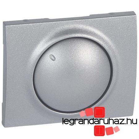 Legrand Galea Life forgatógombos fényerőszabályzó burkolat alumínium 771360