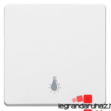 Legrand Cariva billentyű lámapjellel fehér 773630
