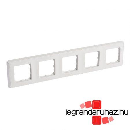 Legrand Cariva ötös keret fehér 773655