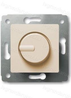 Legrand Cariva fényerőszabályzó 300W keret nélkül bézs 773717