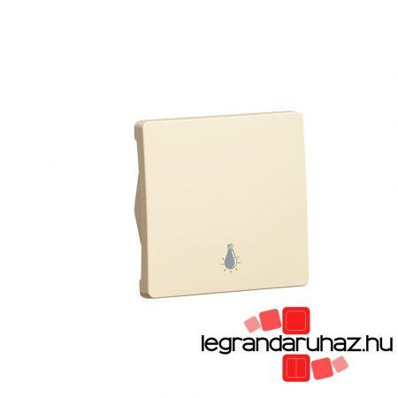 Legrand Cariva billentyű lámapjellel bézs 773730