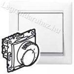 Legrand Valena komfort termosztát fehér 774227