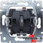 Legrand Galea Life váltókapcsoló mechanizmus jelzőfénnyel 10A 775602