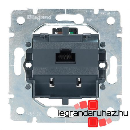 Legrand Galea 1xRJ45 Cat5e UTP mechanizmus, LCS2 775761