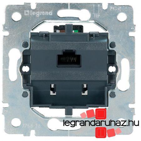 Legrand Galea 1xRJ45 Cat6 UTP mechanizmus, LCS2 775828