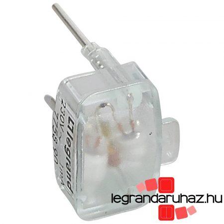 Legrand 230V 1mA zöld glimmlámpa 775890