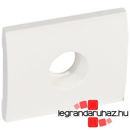 Legrand Galea Life TV antenna-csatlakozóaljzat burkolat, fehér 777066
